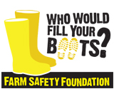 yellow wellies farm safety campaign