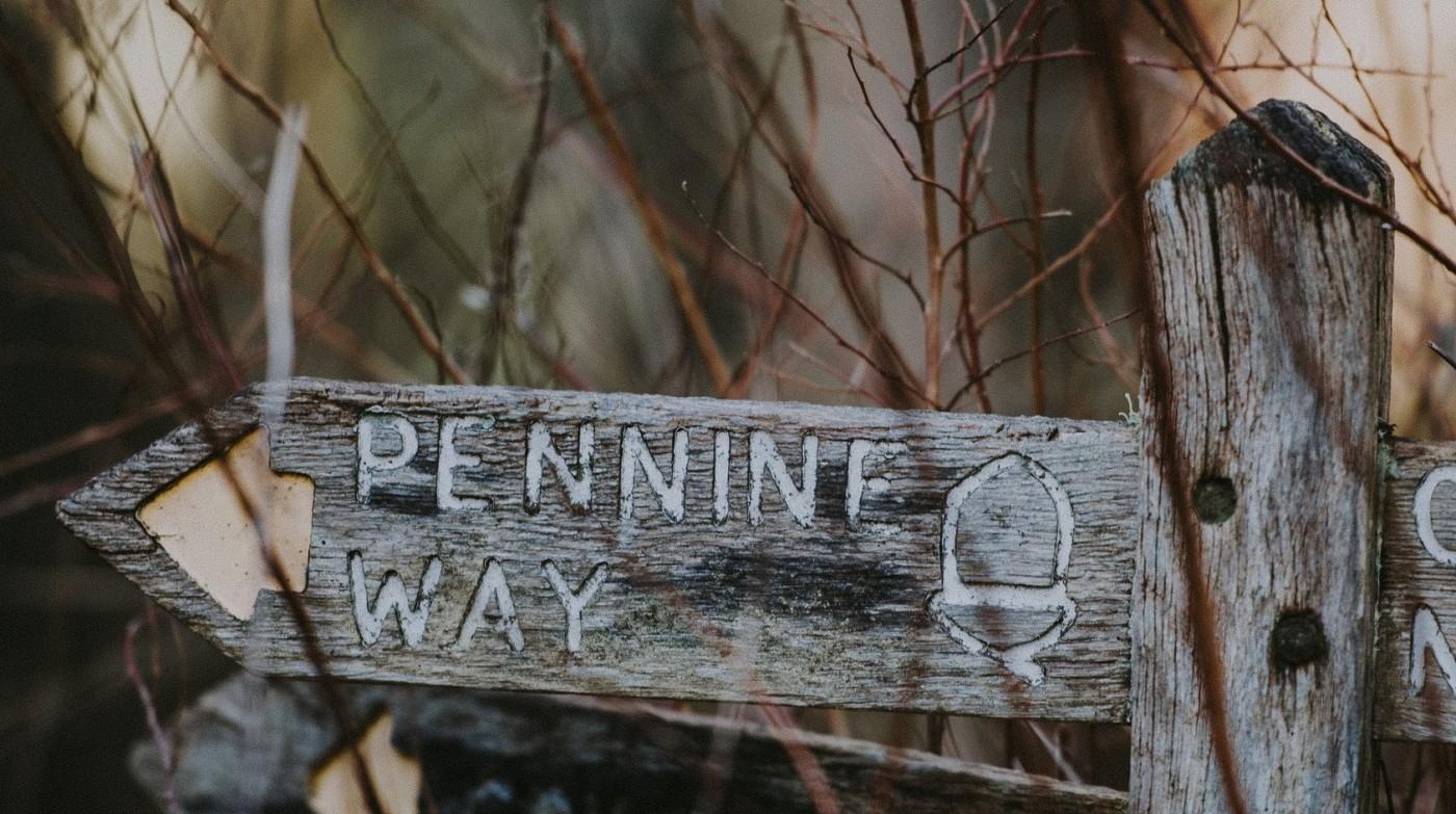 Pennine Way, long-distance footpath